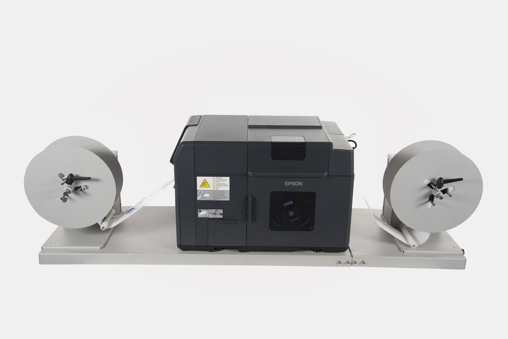 rebobinador para epson tmc-7500