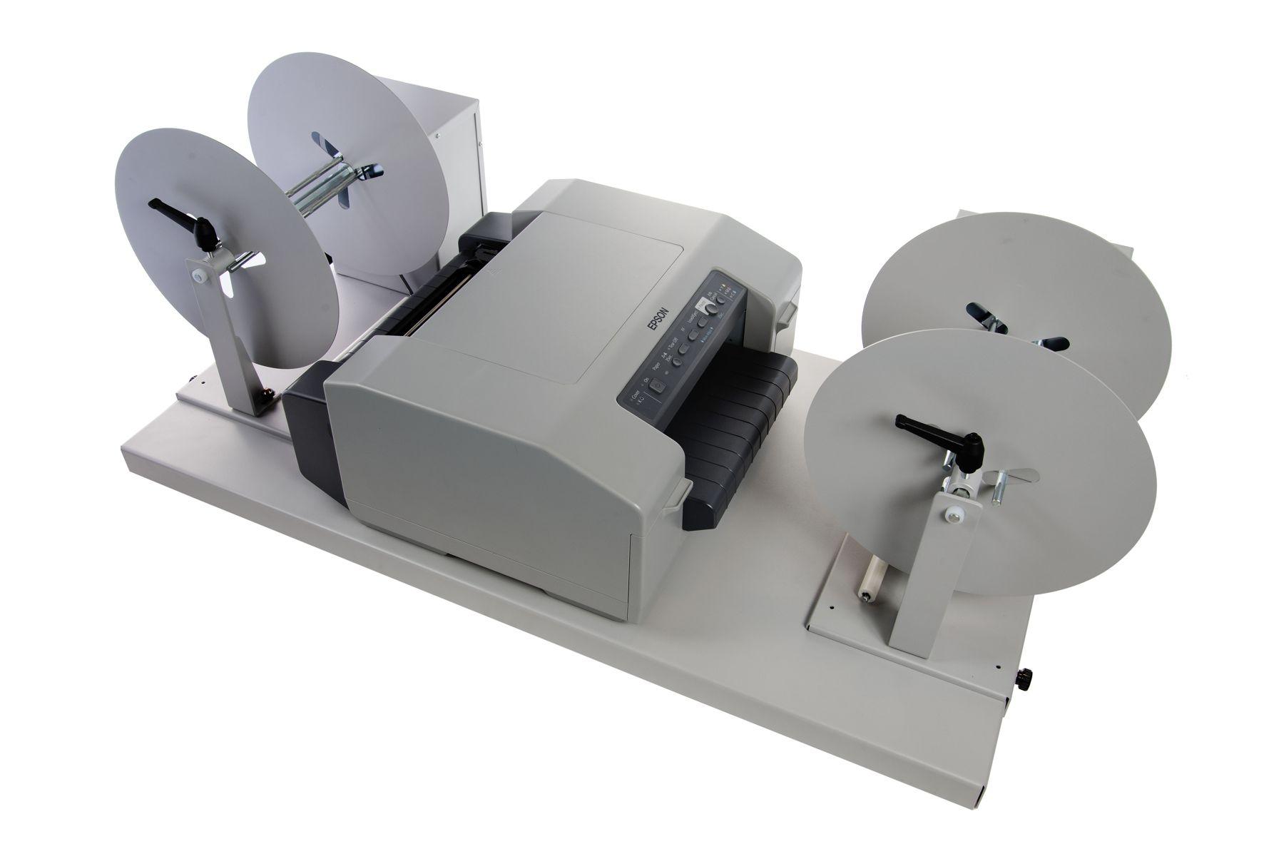 rebobinador para epson tmc-381