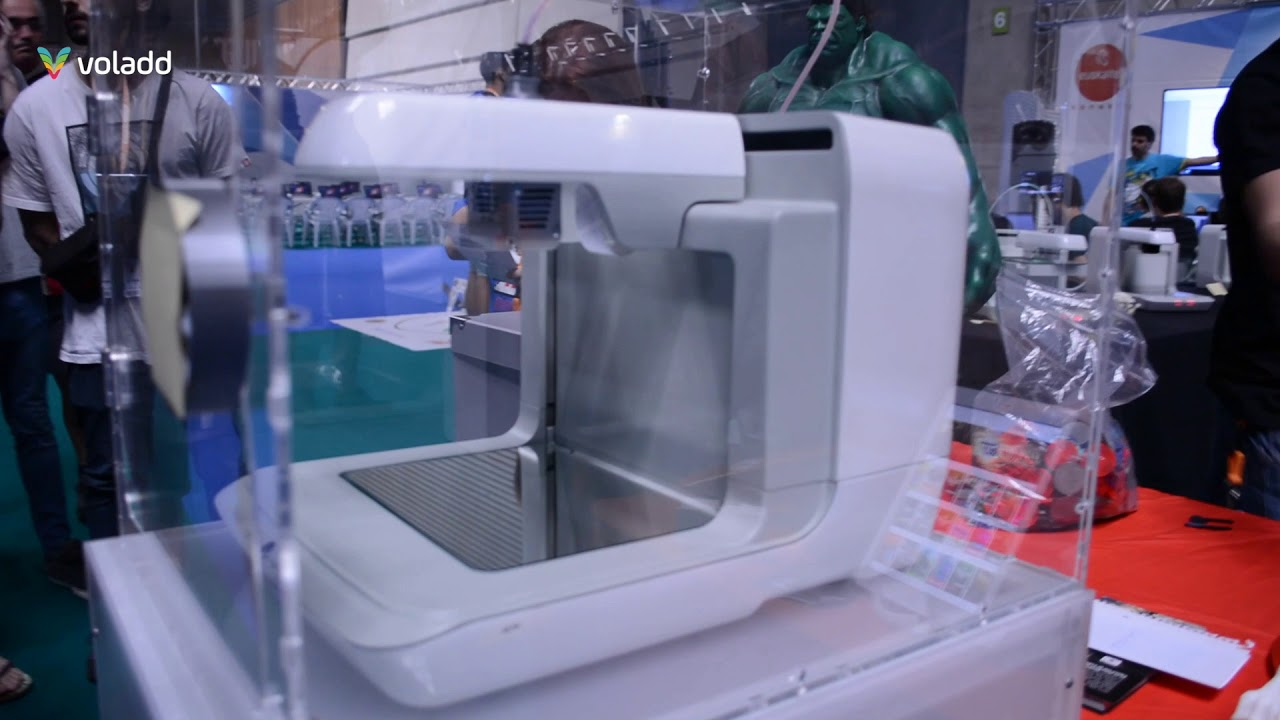 Llega La Primera Impresora 3d Con Sentido En La Vida