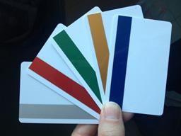 tarjeta de banda magnética